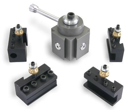 lathe tool holder. quick change lathe tool post \u0026 holder machine accessories